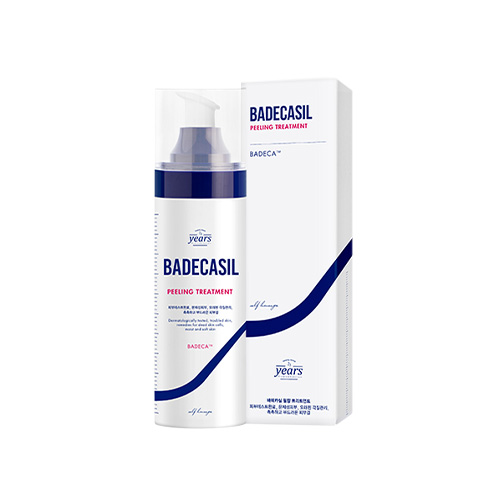 [23years old] BADECASIL PEELING TREATMENTバデカシルピーリングトリートメン
