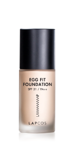 [LAPCOS] EGG FIT FOUNDATION[ラプコス]エッグフィットファンデーション