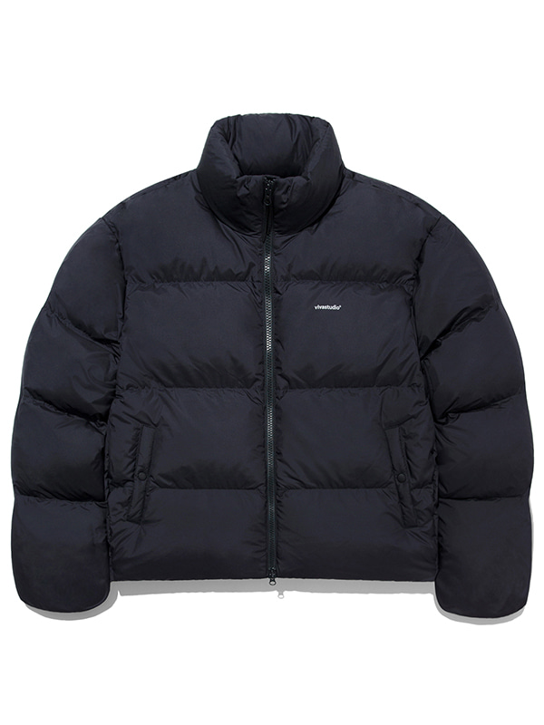 GOOSE DOWN LIGHTWEIGHT PARKA JA [NAVY]