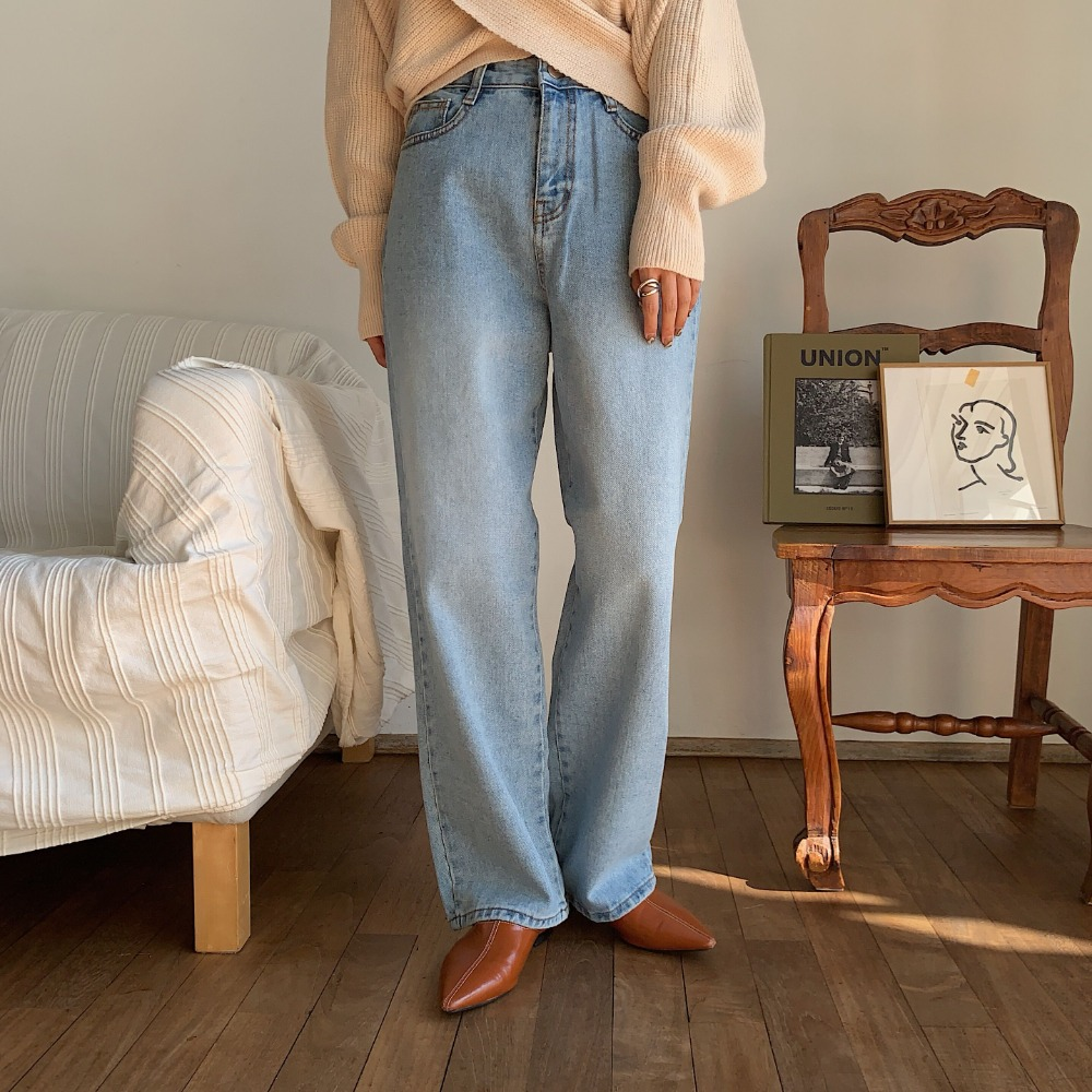 《予約販売》vintage like jeans/2colors