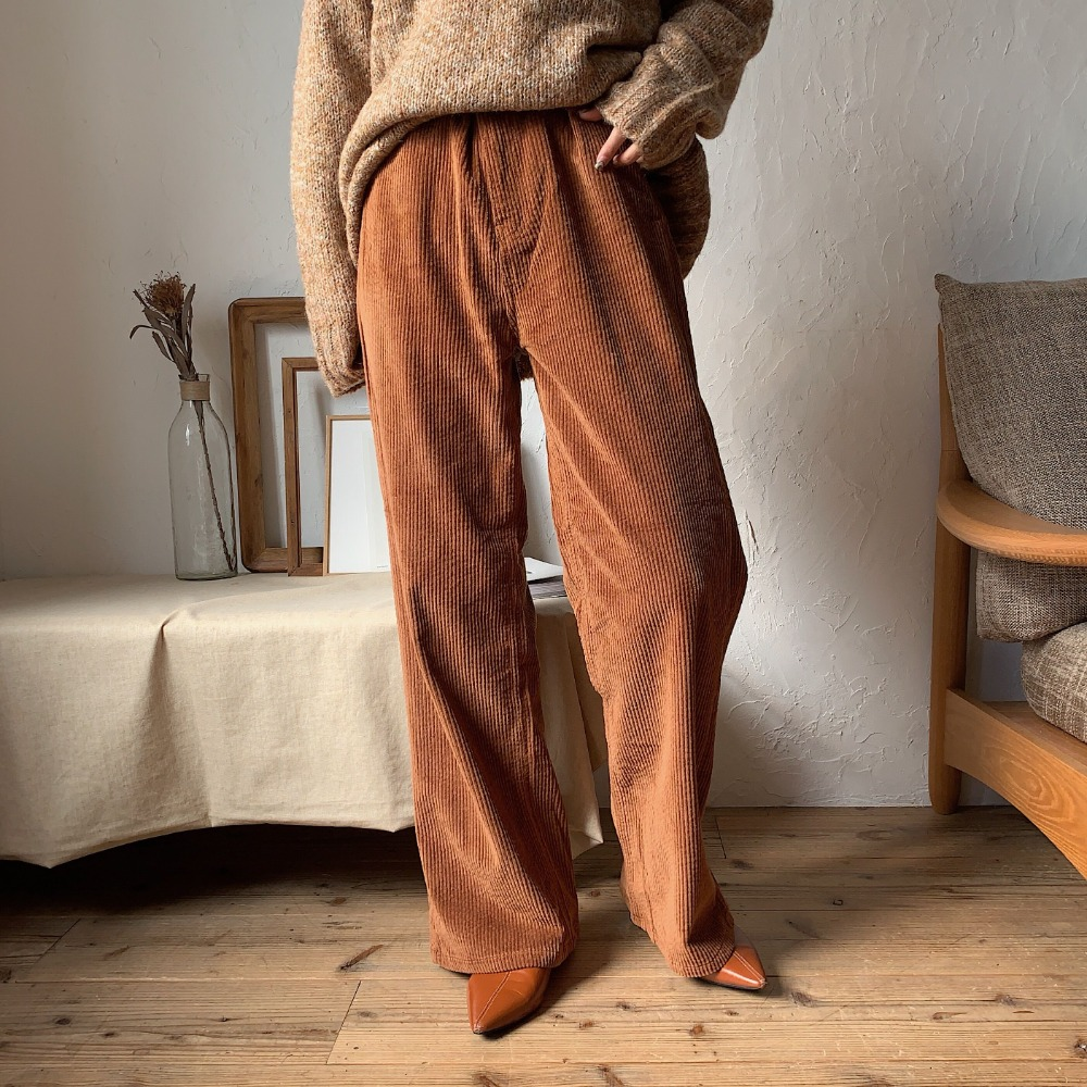 《予約販売》corduroy daily pants/2colors