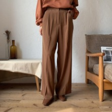 《予約販売》a/w daily wide pants/2colors