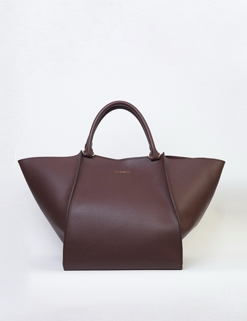 【PRE】RB gabu bag (dark brown)