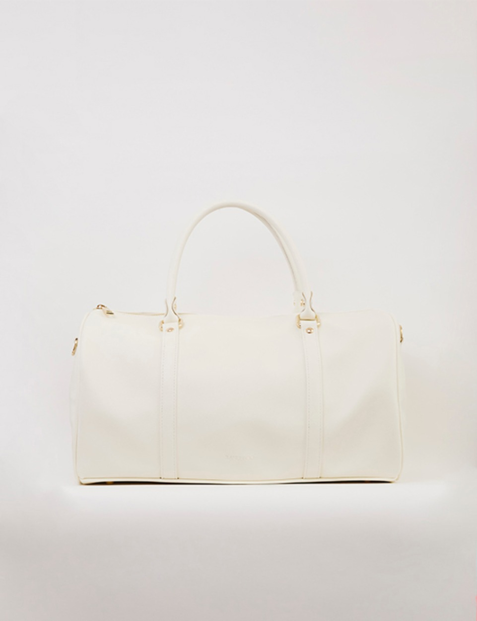 【PRE】RB smart boston bag (ivory)