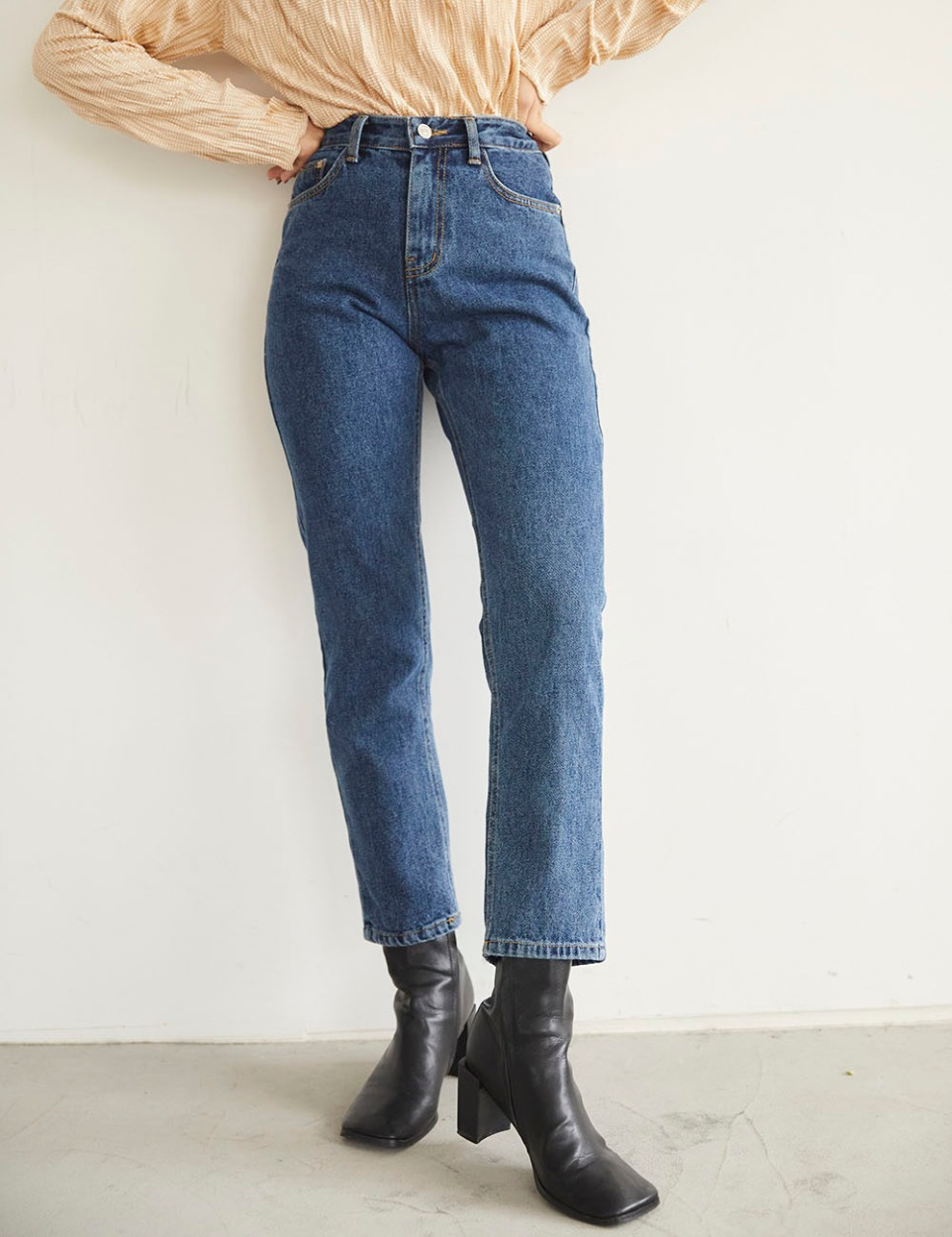 RB straight denim
