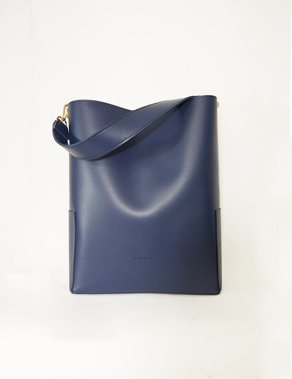 【PRE】RB bucket bag (navy)