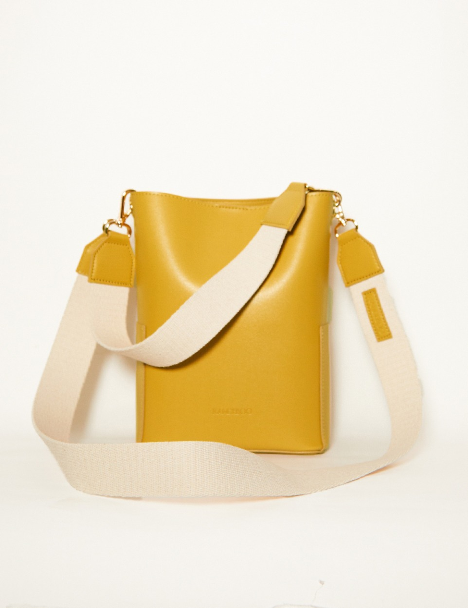 【PRE】RB petit bucket bag (yellow)