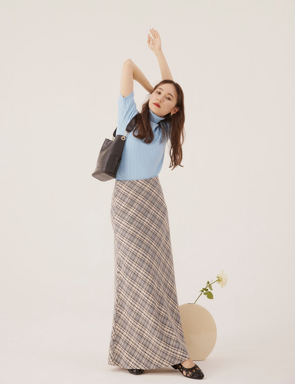 Variation long skirt