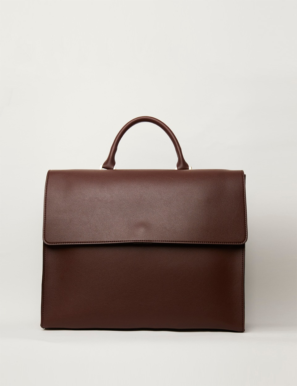 RB dulles bag (dark brown)