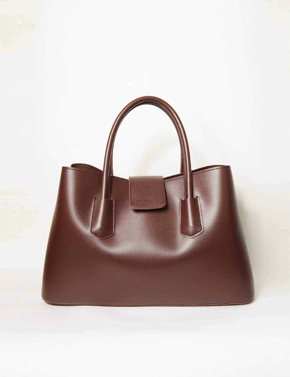 【PRE】RB classic bag (dark brown)