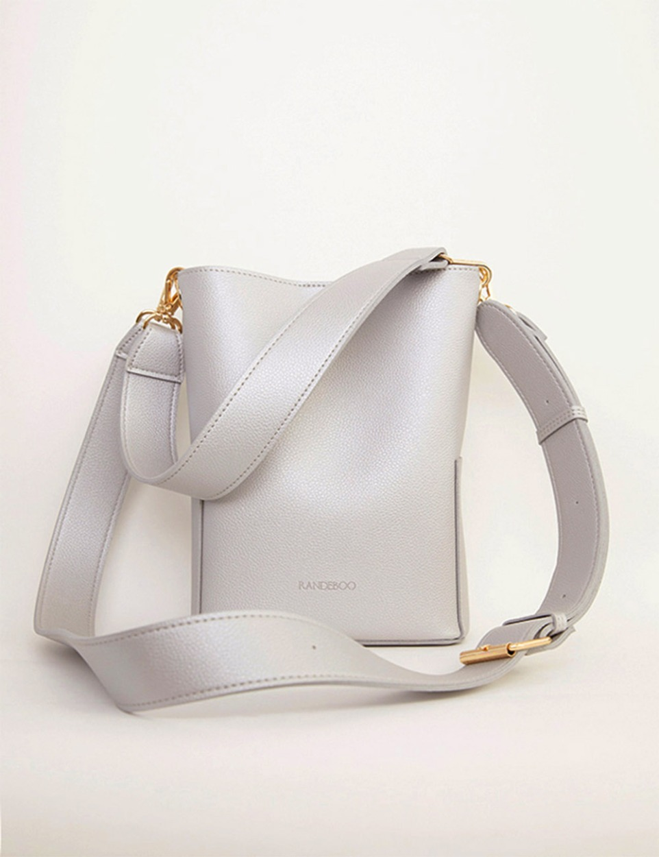 RB petit bucket bag(silver)