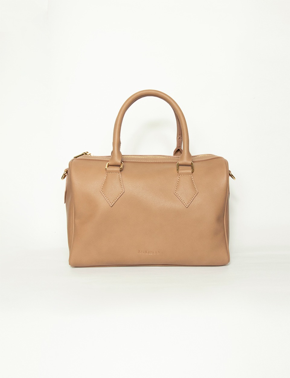 RB boston bag (beige)