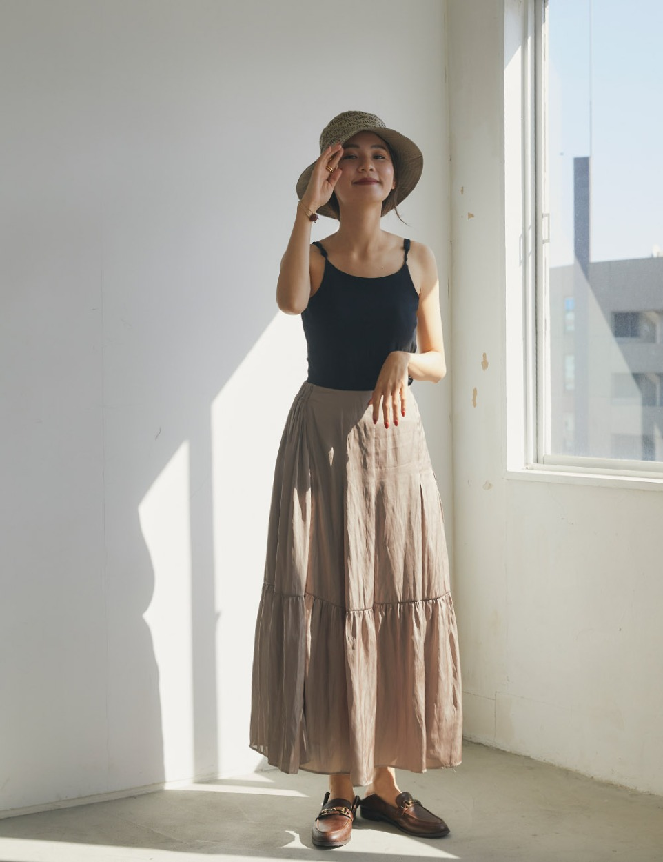 RB aurora skirt