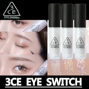 3CE アイスイッチ 3CE EYE SWITCH #THROBBING #STUCK #DOUBLE NOTE