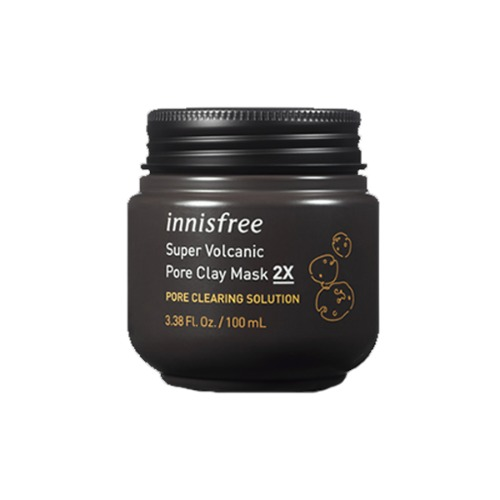 [INNISFREE] Super Volcanic Pore Clay Mask 2X