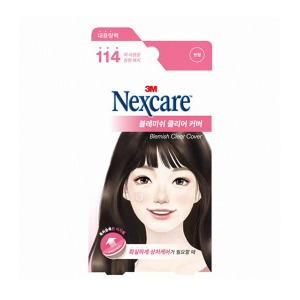 [3M] Nexcare Blemish Clear Cover 114