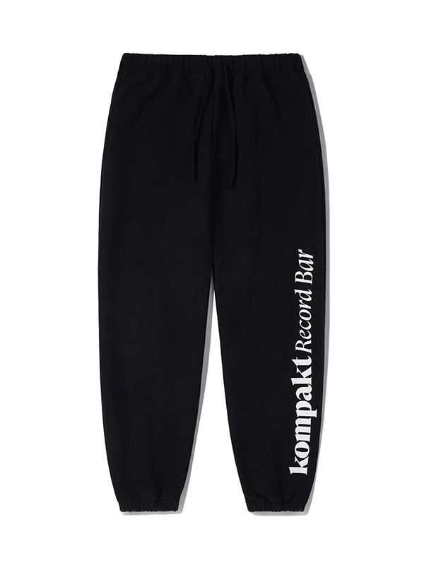 KOMPAKT SWEAT PANTS JA [BLACK]