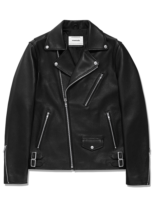 CLASSIC RIDERS JACKET KS [BLACK]