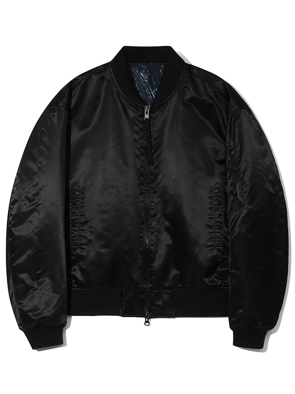 REVERSIBLE MA-1 KS [BLACK]