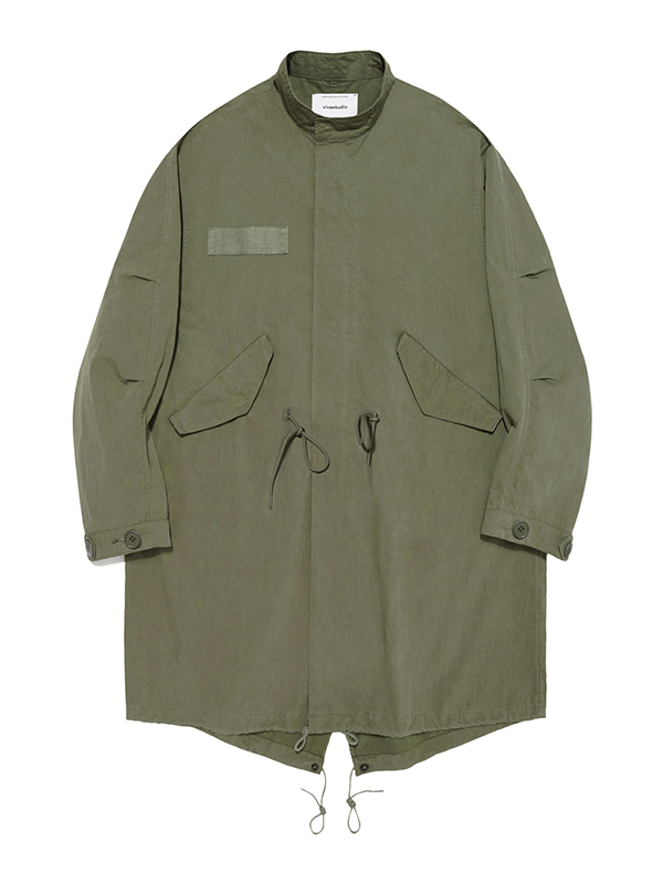 LIGHT FISHITAIL PARKA KS [KHAKI]