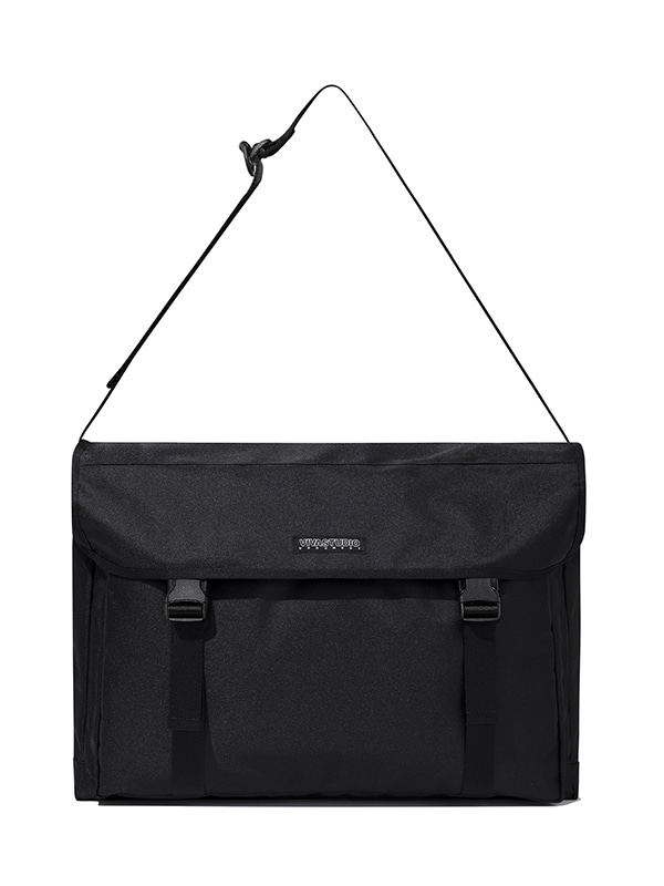 MESSENGER BAG KS [BLACK]